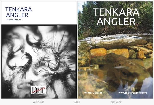 Tenkara Angler Winter 2015-16