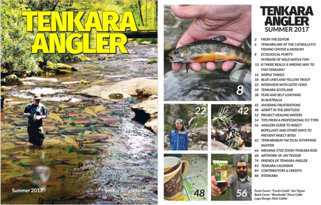 Tenkara Angler Summer 2017 Cover Contents (Web)