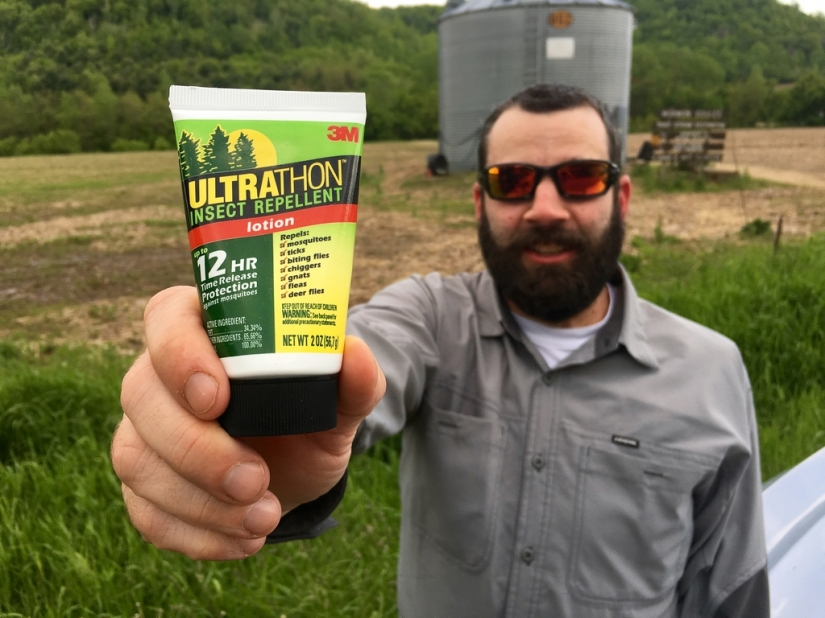 An Angler's Guide To Insect Repellants & Other Ways To Prevent Insect Bites