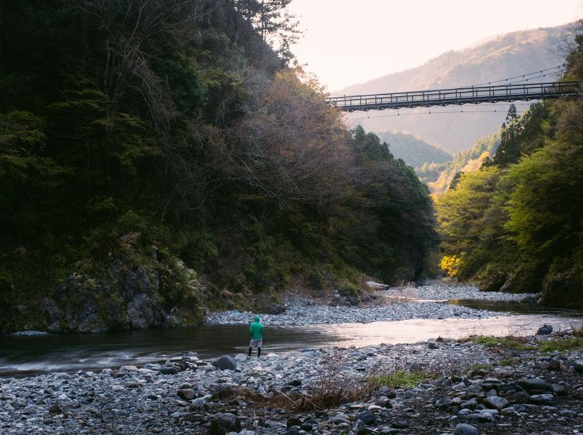 The Theology of Tenkara, Trout, and Japan