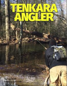 Tenkara Spring 2018 Cover