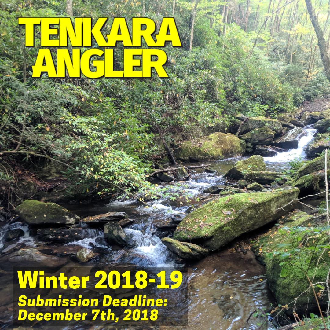 Tenkara Angler Winter 2018-19