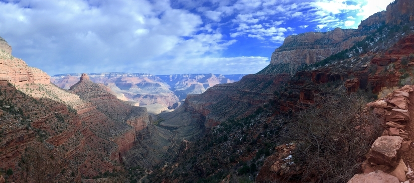 One Really Big Hole: A Story of Trout and Tenkara at the Bottom of the Grand Canyon
