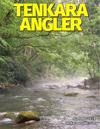 Tenkara Angler Summer 2019 Front Cover